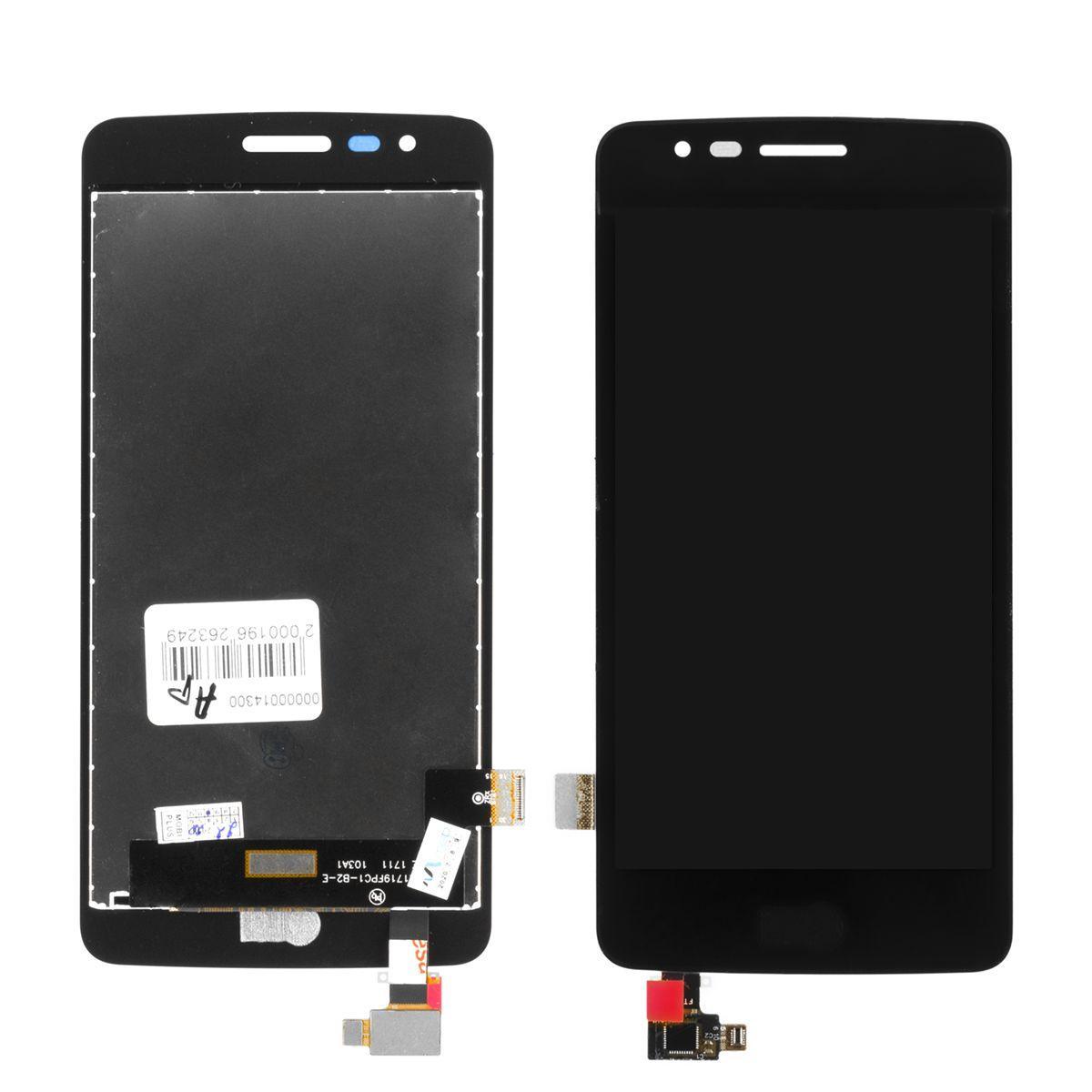 Дисплей LG K8 (2017) X240 (2 Шлейфа) в сборе Black