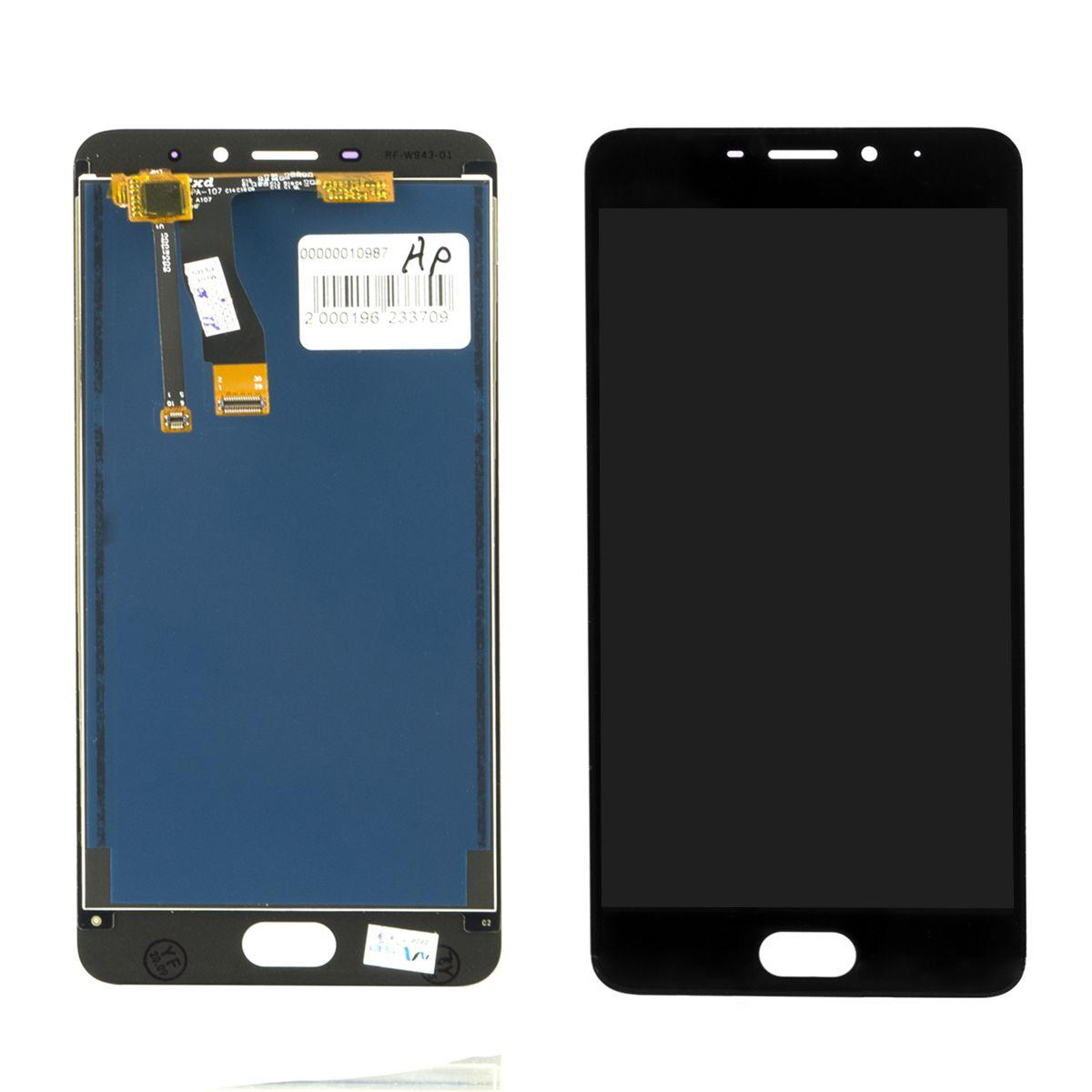 Дисплей Meizu M5 Note M621H в сборе Black