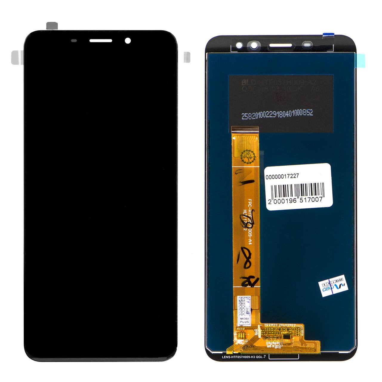 Дисплей Meizu M6S M712H в сборе Black
