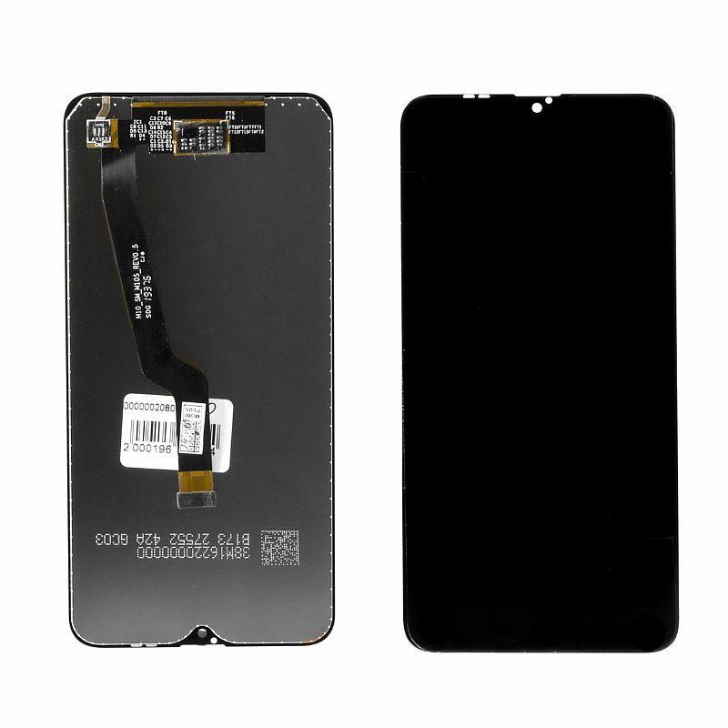 Дисплей Samsung Galaxy A10 A105 в сборе Service Pack, Black