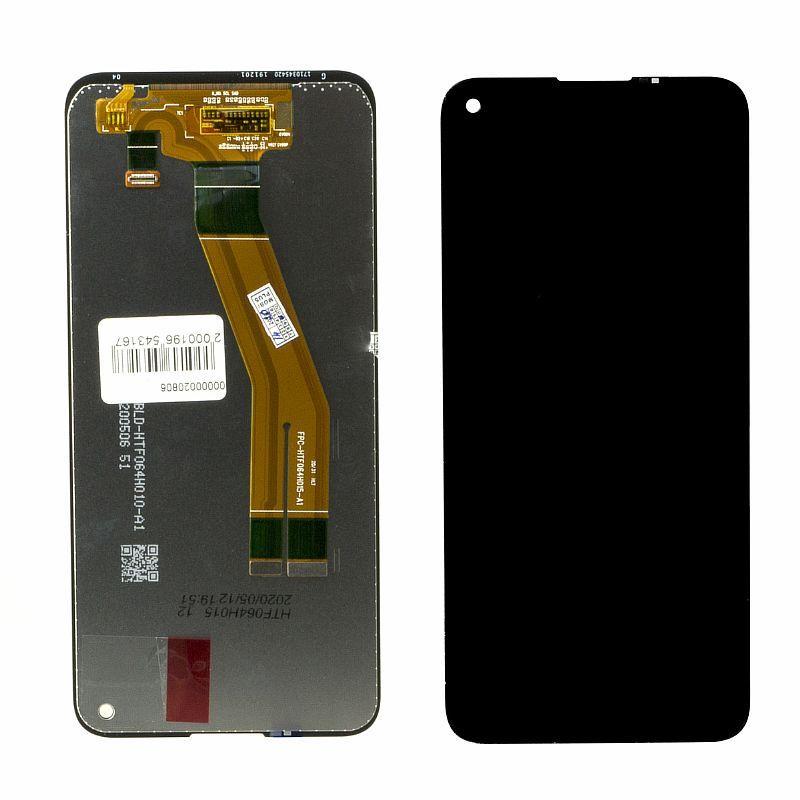 Дисплей Samsung Galaxy A11 A115 в сборе Service Pack, Black