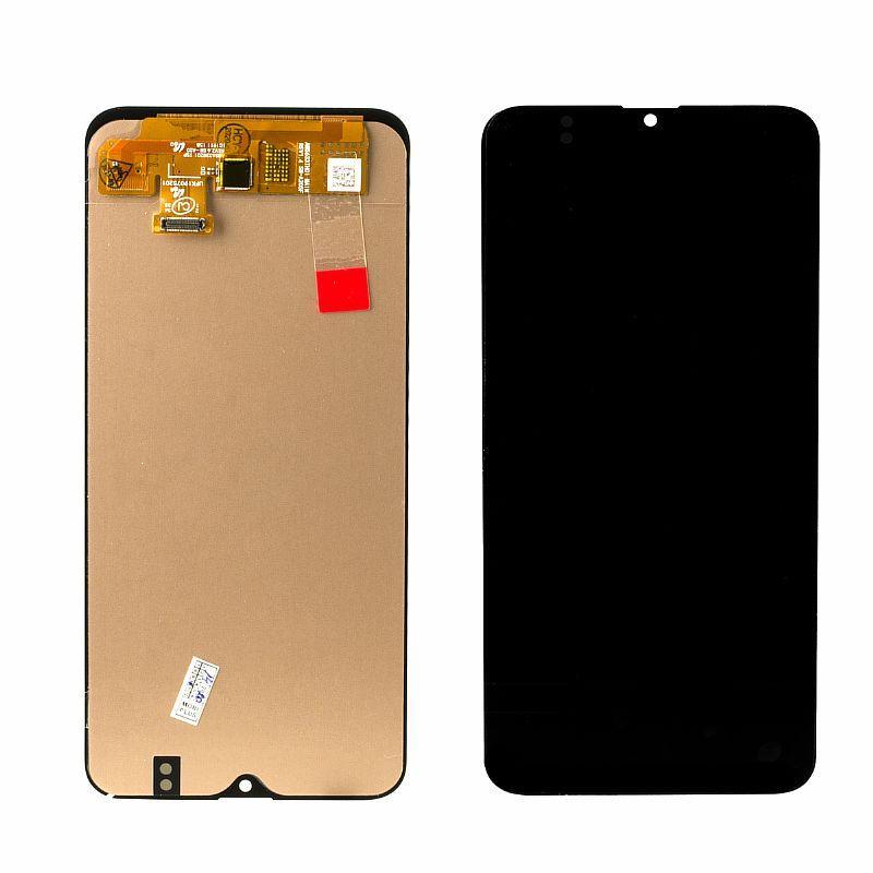 Дисплей Samsung Galaxy A20 A205 Oled в сборе Black