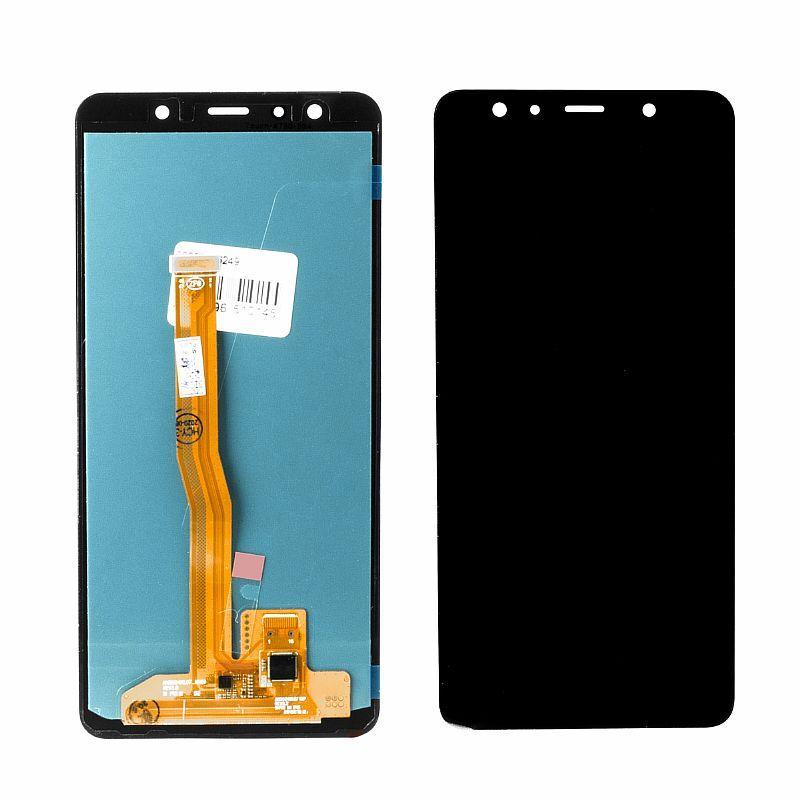 Дисплей Samsung Galaxy A7 (2018) A750 Oled в сборе Black