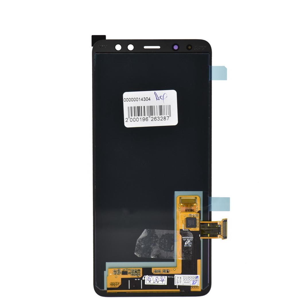 Дисплей Samsung Galaxy A8 (2018) A530 в сборе Black