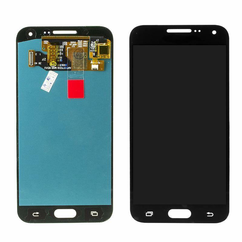 Дисплей Samsung Galaxy E5 E500 Oled в сборе Black