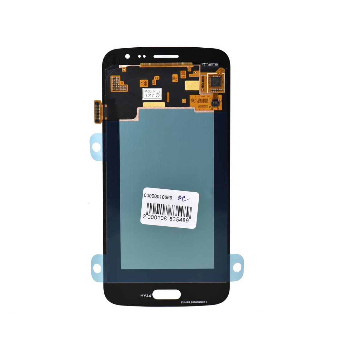 Дисплей Samsung Galaxy J2 (2016) J210 в сборе Gold (25)