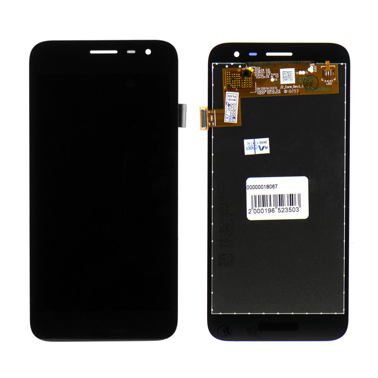 Дисплей Samsung Galaxy J2 Core (2018) J260 в сборе TFT Black