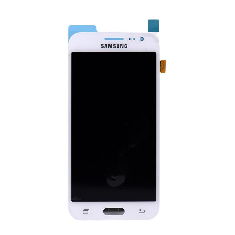 Дисплей Samsung Galaxy J2 J200 в сборе White (25)