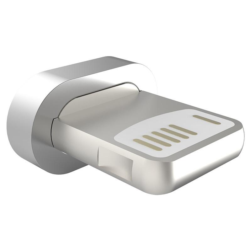 Магнитный переходник lightninig для кабеля Baseus Calightng-Blfos