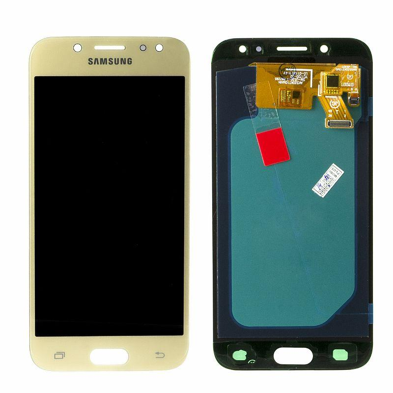 Дисплей Samsung Galaxy J5 (2017) J530 Oled в сборе Gold (27)