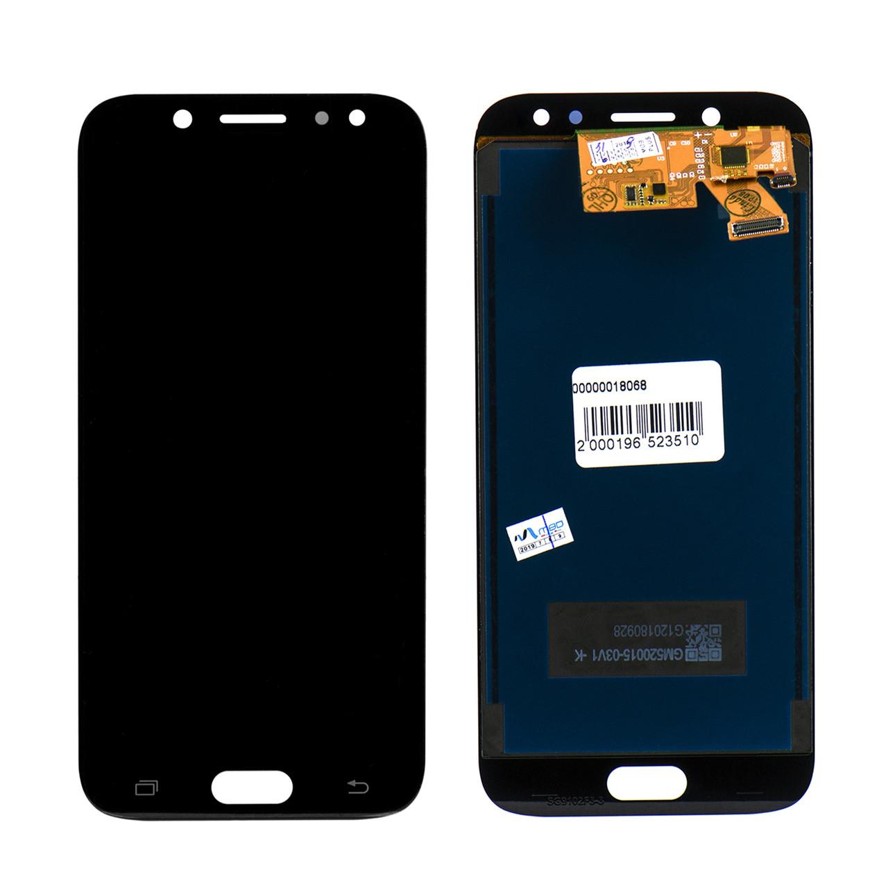 Дисплей Samsung Galaxy J5 (2017) J530  в сборе TFT Black