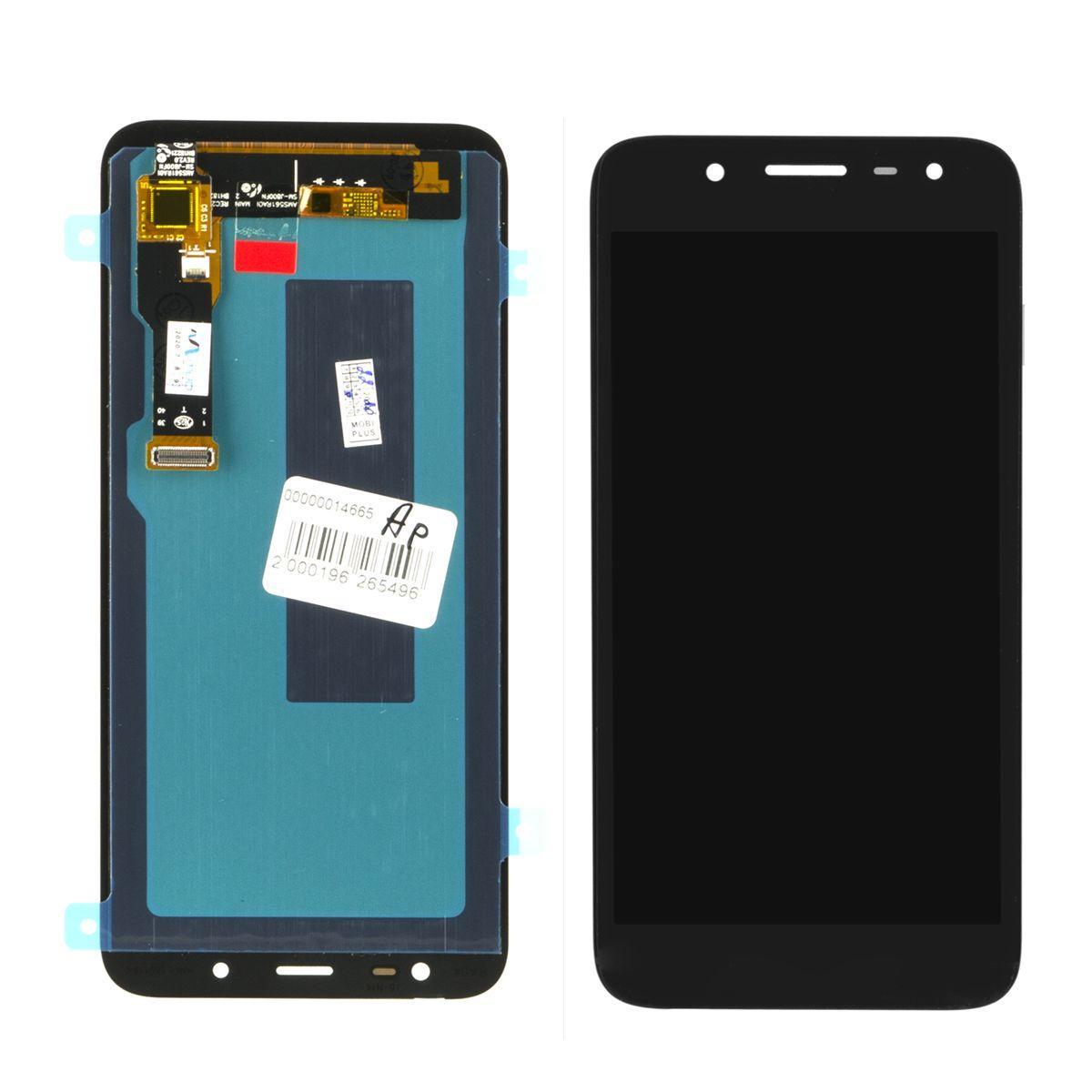 Дисплей Samsung Galaxy J6 (2018) J600 в сборе Black