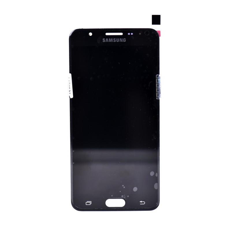 Дисплей Samsung Galaxy J7 Prime G610 Europe в сборе Black (27)