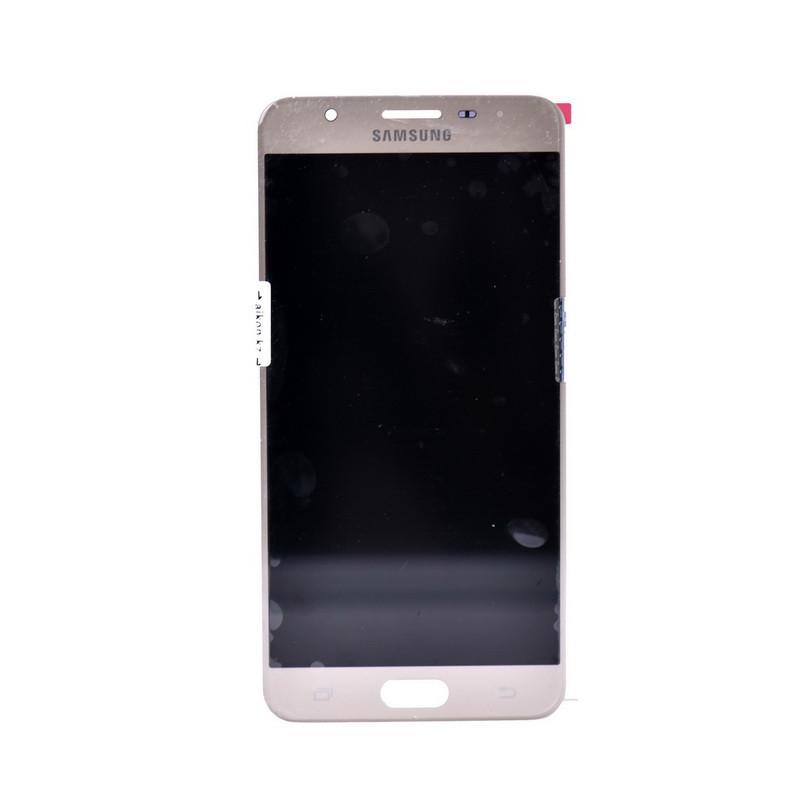 Дисплей Samsung Galaxy J7 Prime G610 Europe в сборе Gold (27)