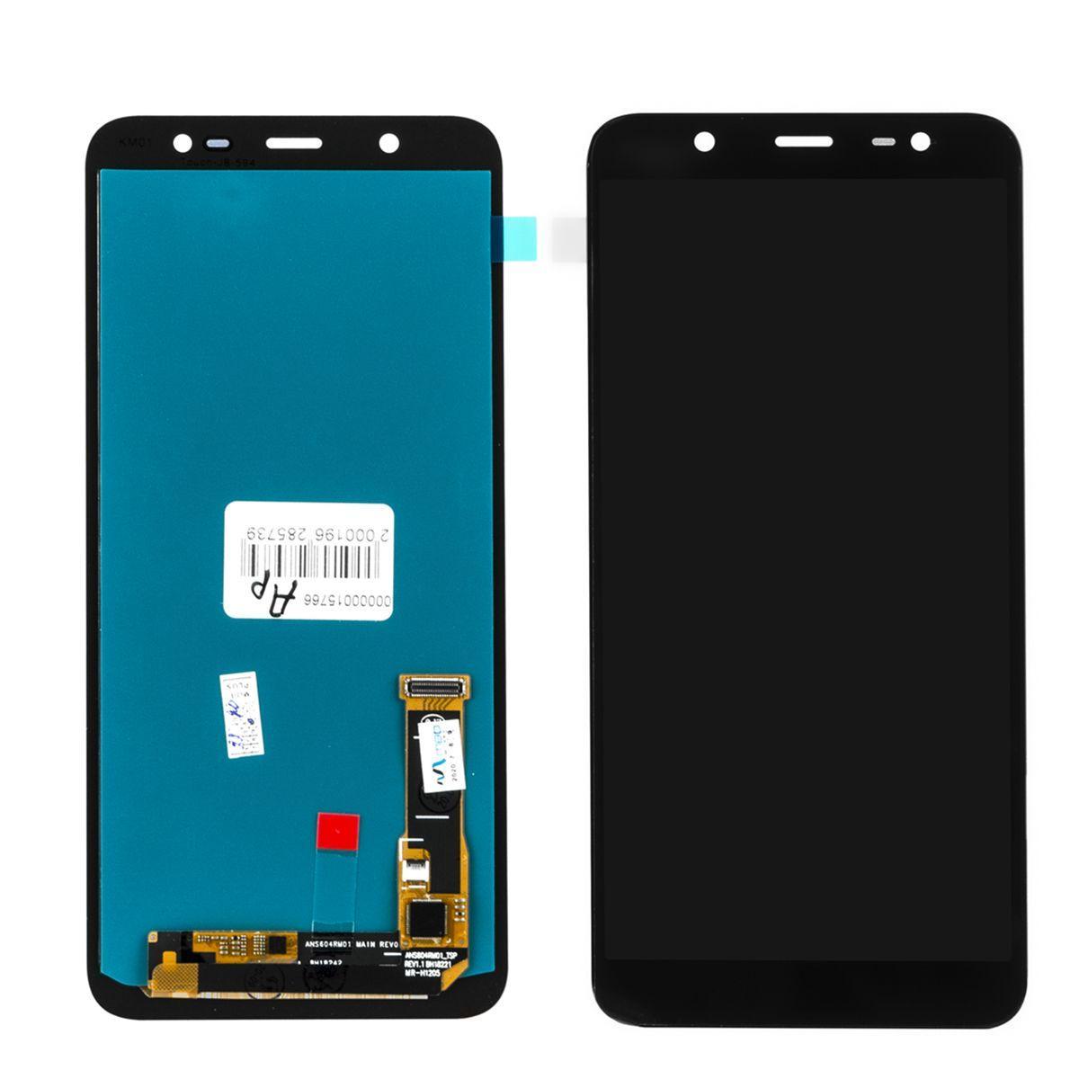 Дисплей Samsung Galaxy J8 (2018) J800 в сборе Black