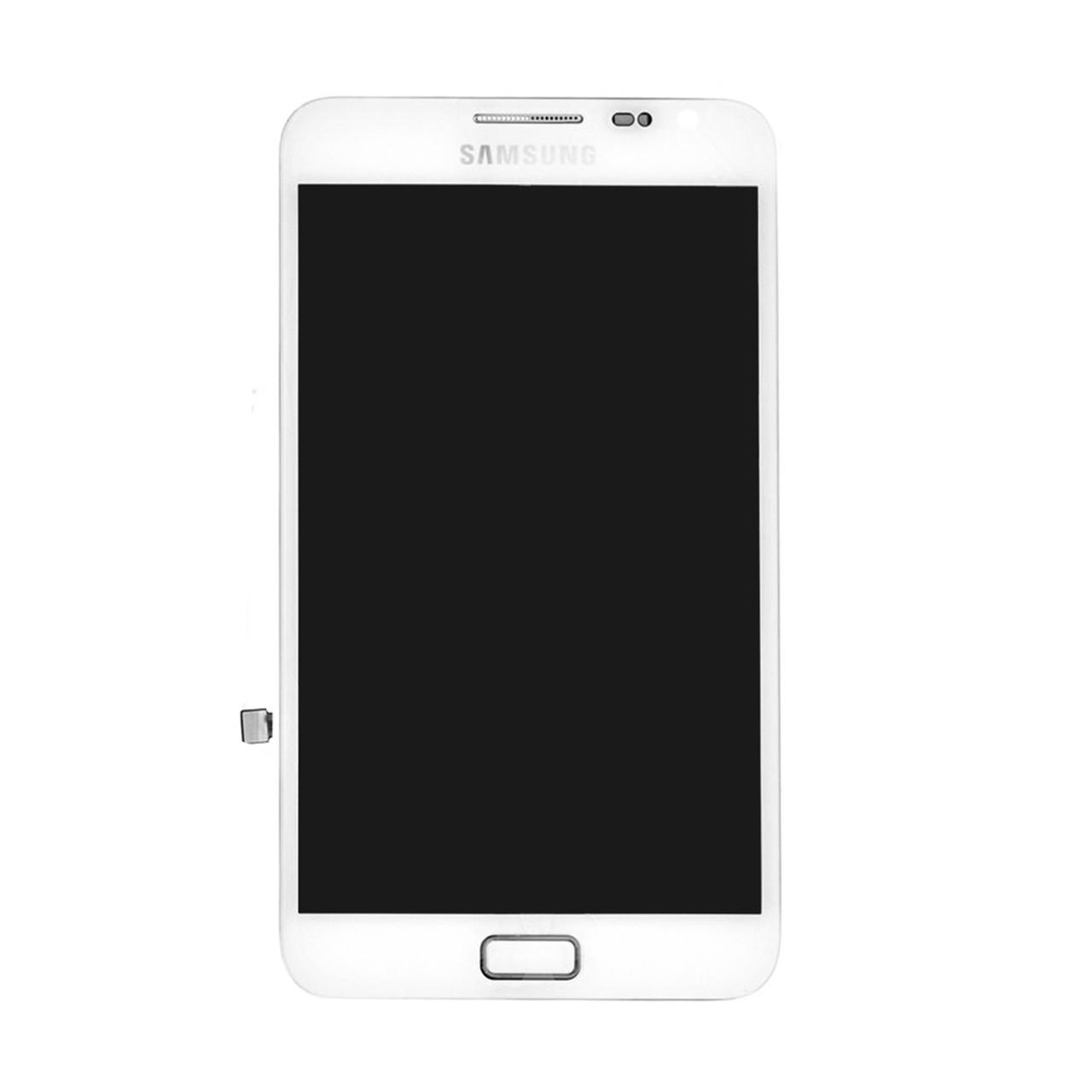 Дисплей Samsung Galaxy Note 1 N7000/i9220 в сборе White (21)