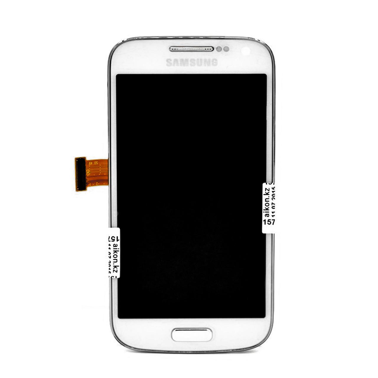 Дисплей Samsung Galaxy S4 mini i9190 в сборе White (22)