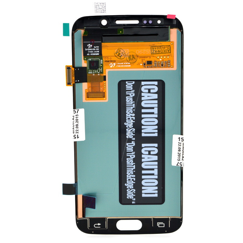 Дисплей Samsung Galaxy S6 Edge G925F Original в сборе White (23)