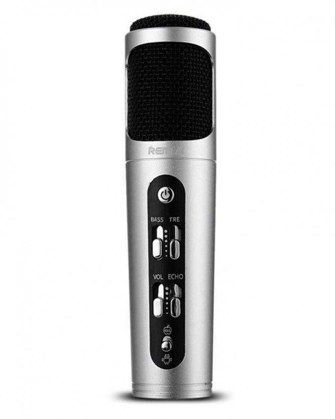 Микрофон Remax Singsong RMK-K02 Silver