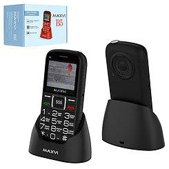 Мобильный телефон Maxvi B5, Black