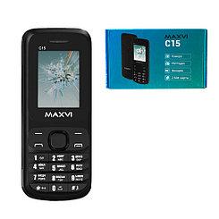 Мобильный телефон Maxvi C15, Black