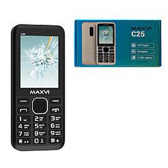 Мобильный телефон Maxvi C25, Black