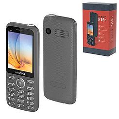 Мобильный телефон Maxvi K15n, Grey