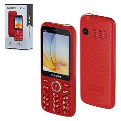 Мобильный телефон Maxvi K15n, Red