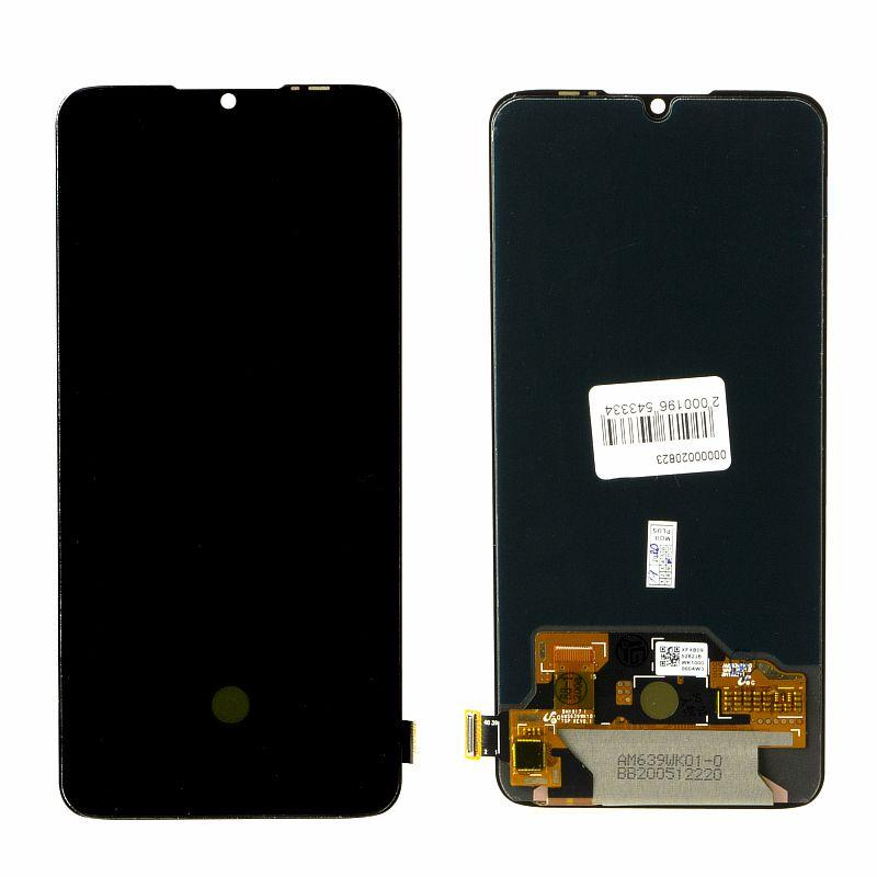 Дисплей Xiaomi Mi 9 Lite в сборе Black