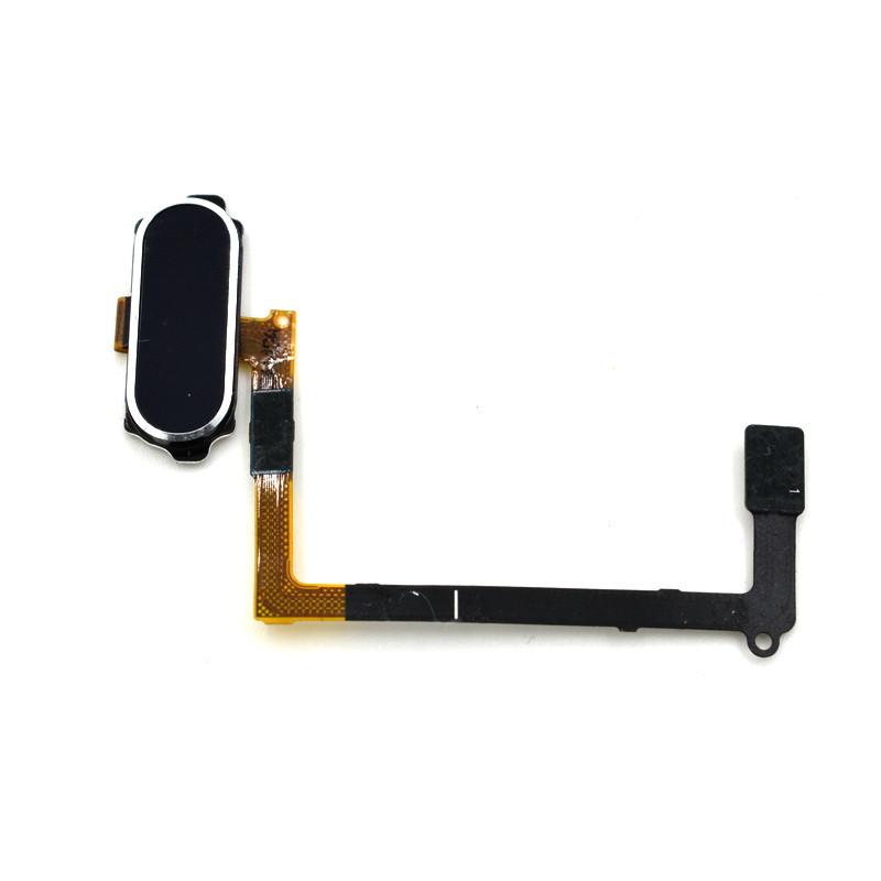 Шлейф Samsung Galaxy S6 G920 на кнопку меню Black (53)