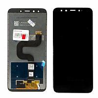 Дисплей Xiaomi Mi A2/Mi 6X в сборе Black