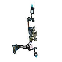 Шлейф Samsung Galaxy S7 Edge G935 с коннектором заряда и гарнитуры (53)