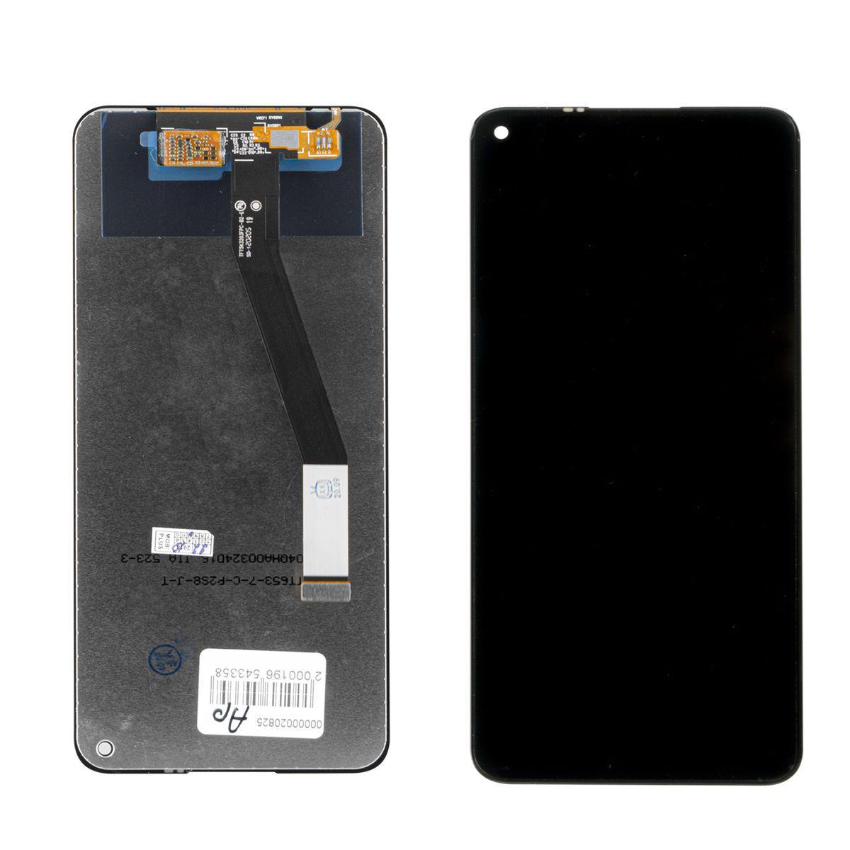 Дисплей Xiaomi Redmi Note 9 в сборе, Black