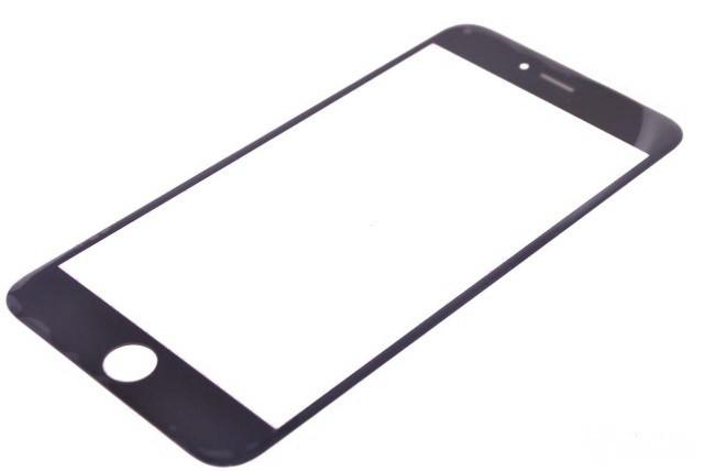 Стекло Apple iPhone 6 Plus Black (59)
