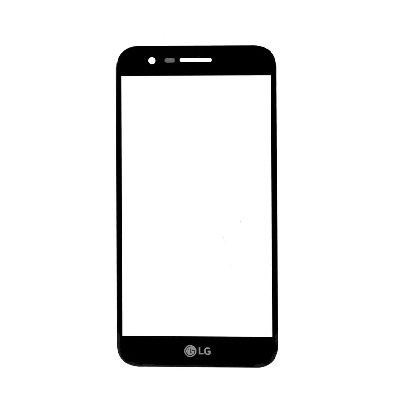 Стекло LG K10 (2017) M250 Black (61)