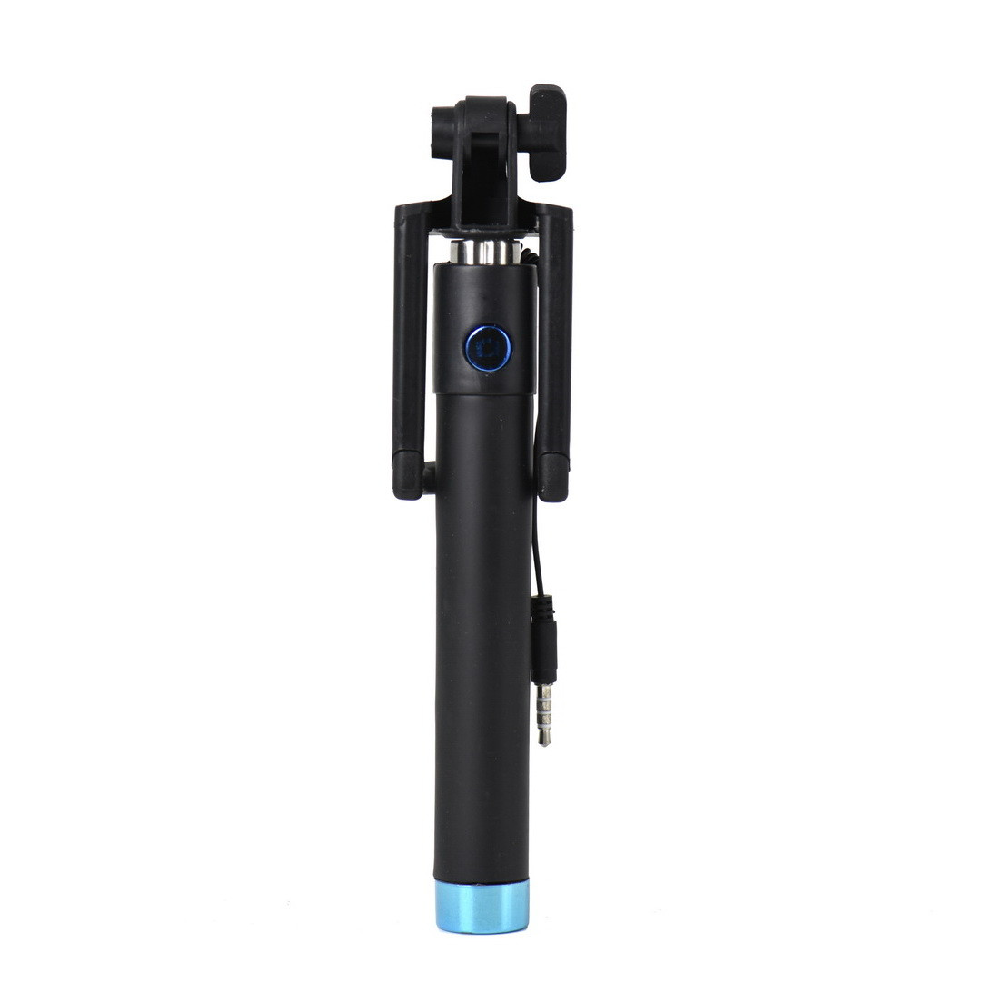 Монопод Selfie Stick 78cm Black/Blue