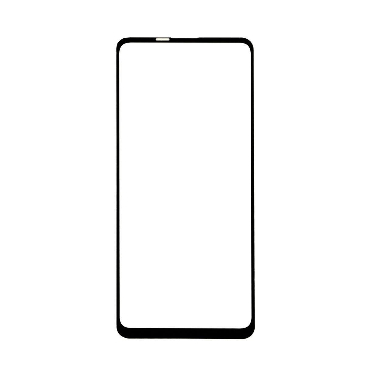 Стекло Samsung Galaxy A21S A217, Black