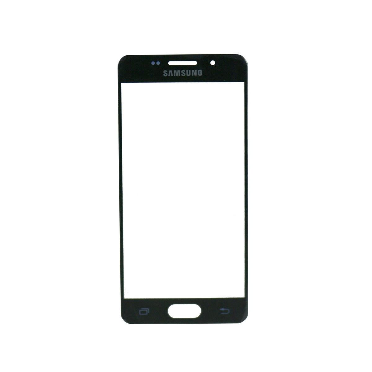 Стекло Samsung Galaxy A3 (2016) A310 Black (57)
