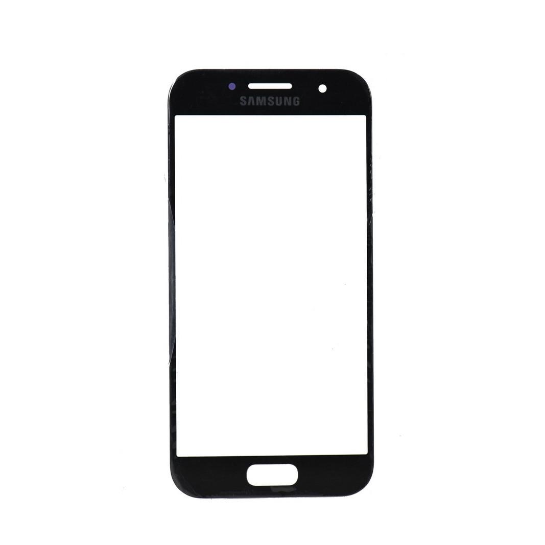 Стекло Samsung Galaxy A3 (2017) A320 Black (57)