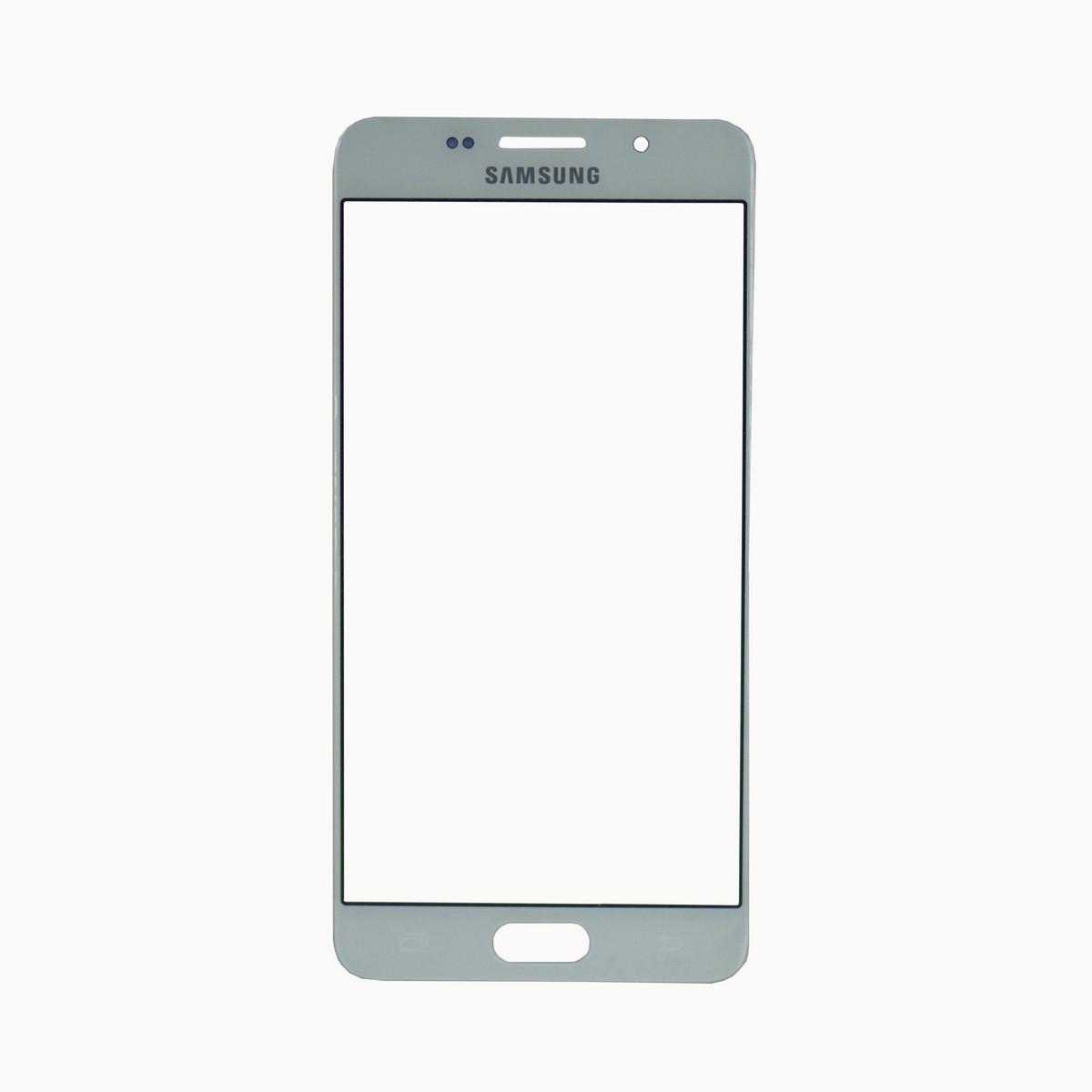 Стекло Samsung Galaxy A5 (2016) A510 White (57)