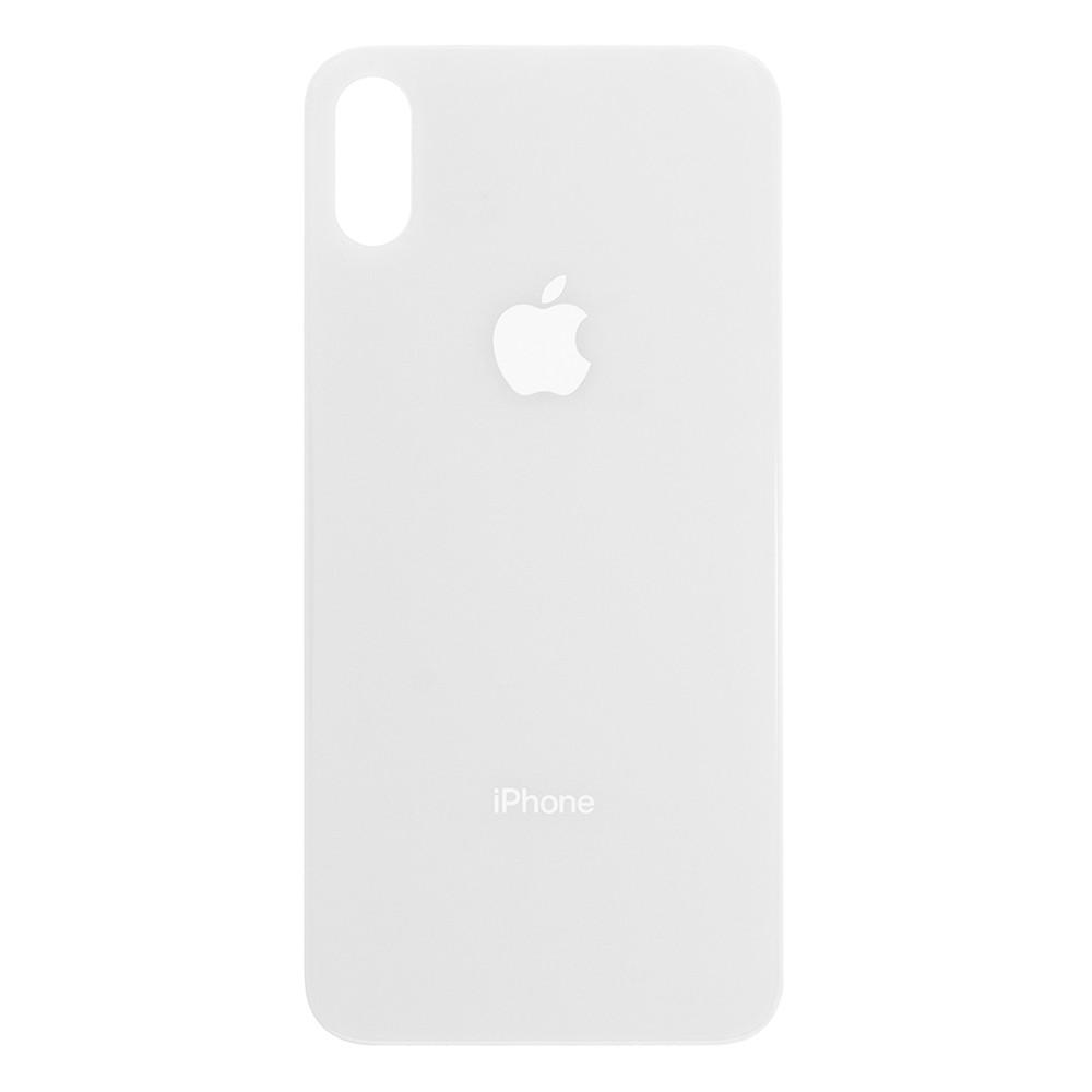 Задняя крышка Apple iPhone X White