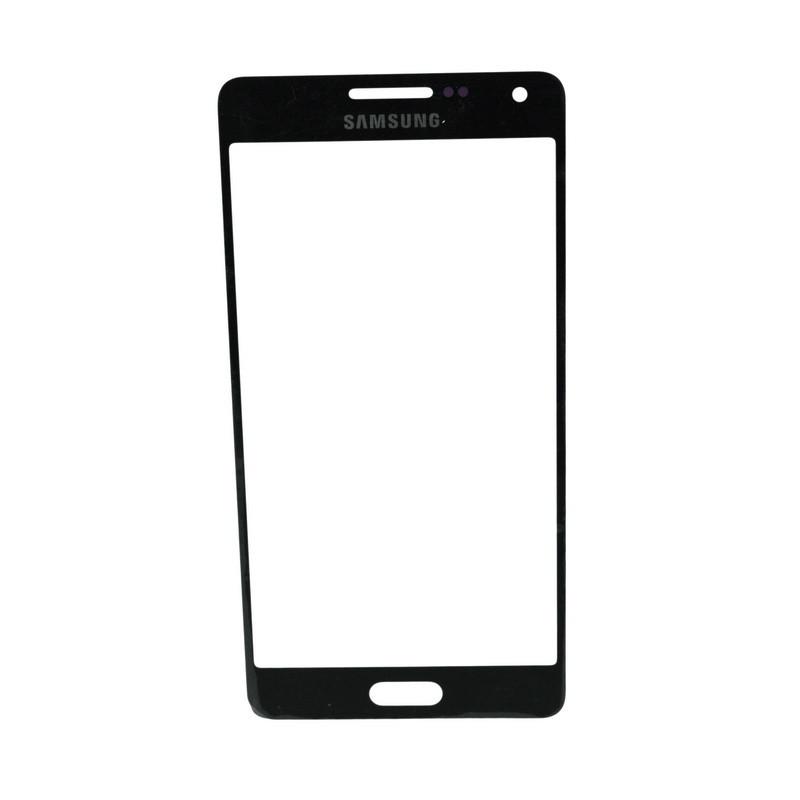 Стекло Samsung Galaxy A5 A500 Black (57)