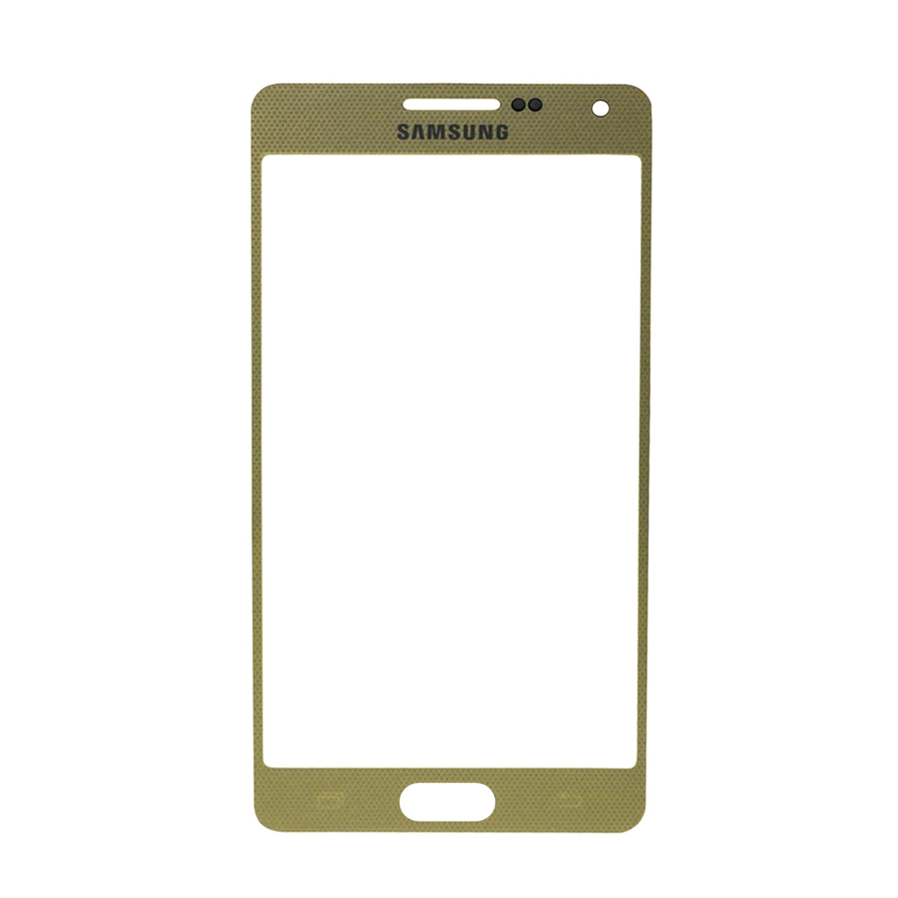 Стекло Samsung Galaxy A5 A500 Gold (57)
