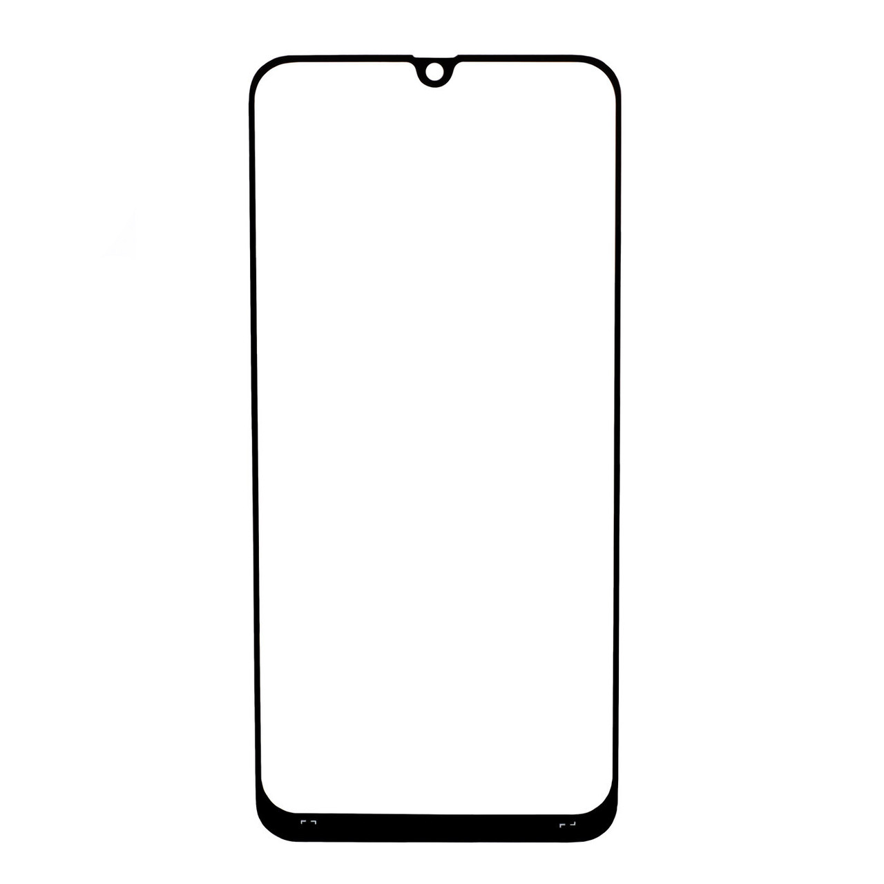 Стекло Samsung Galaxy A50 Original Black