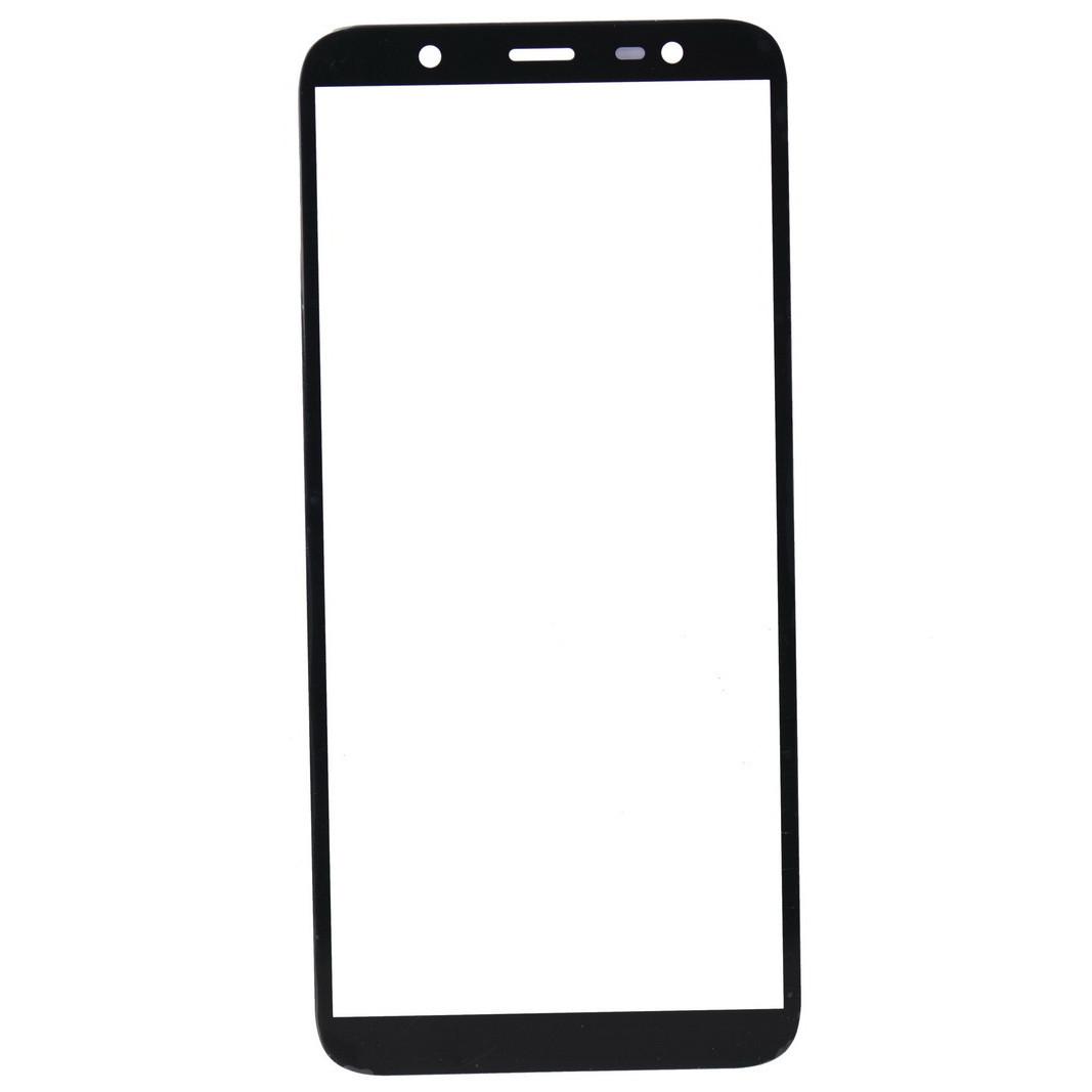 Стекло Samsung Galaxy A6 Plus Black