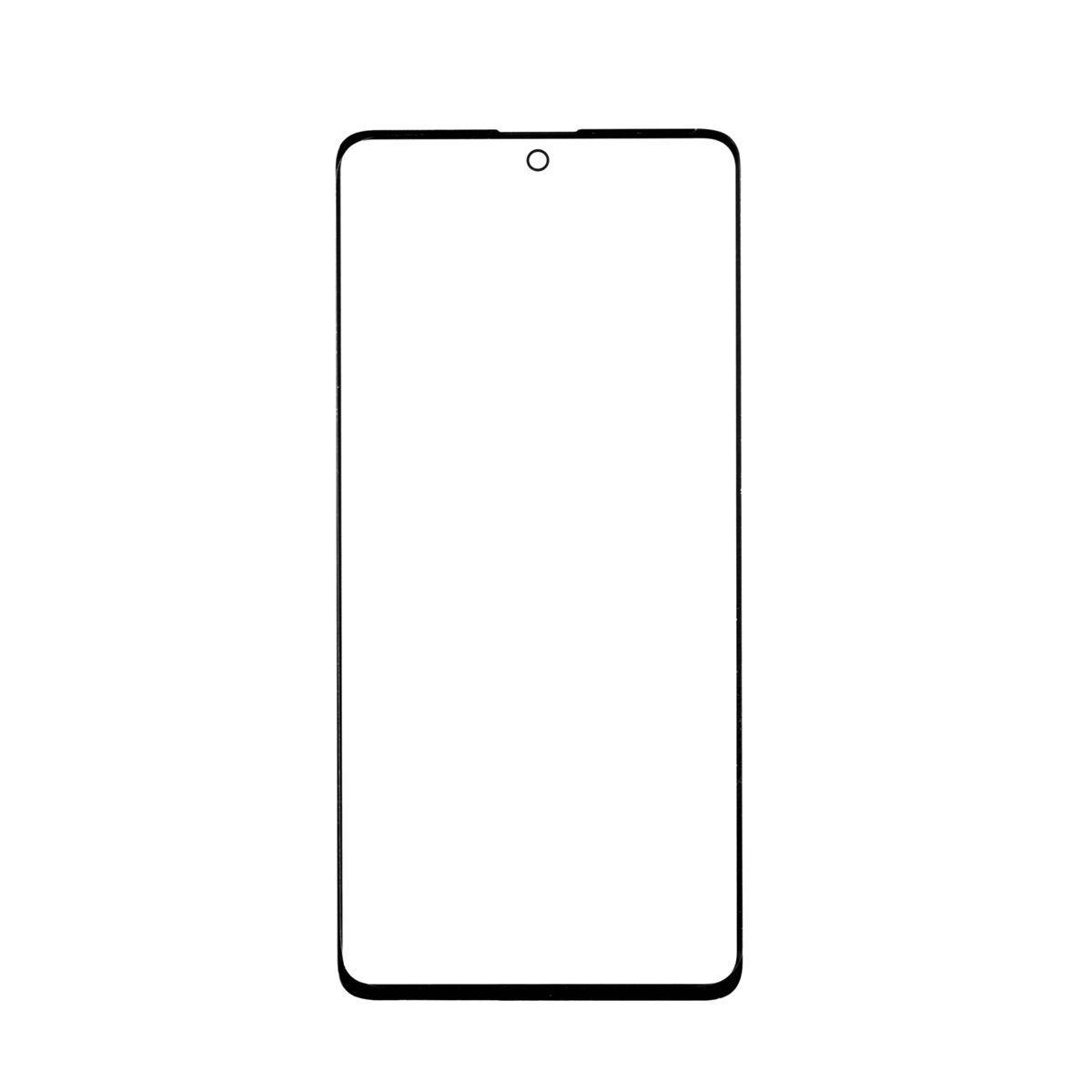 Стекло Samsung Galaxy A71 A715, Black