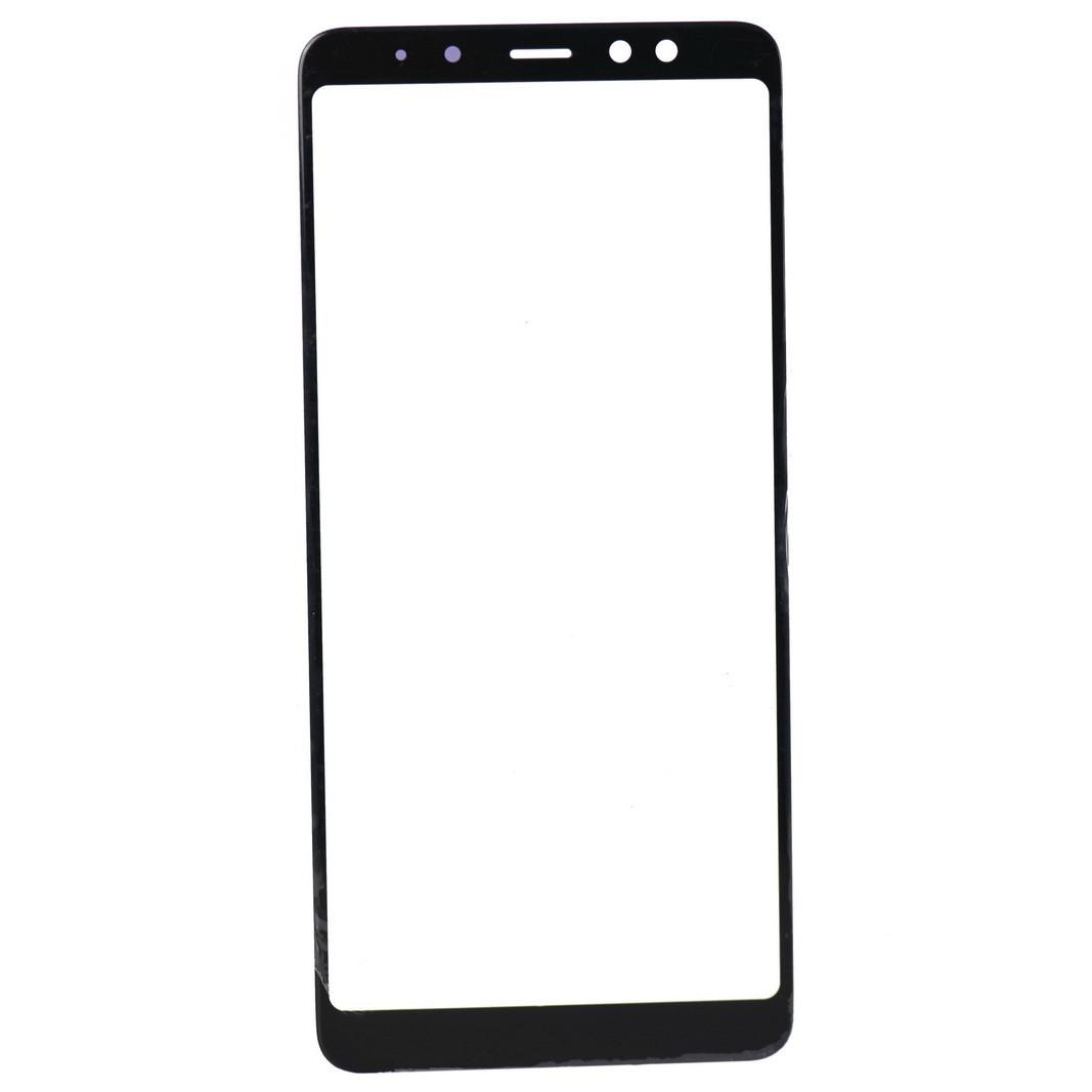 Стекло Samsung Galaxy A8 Plus Black