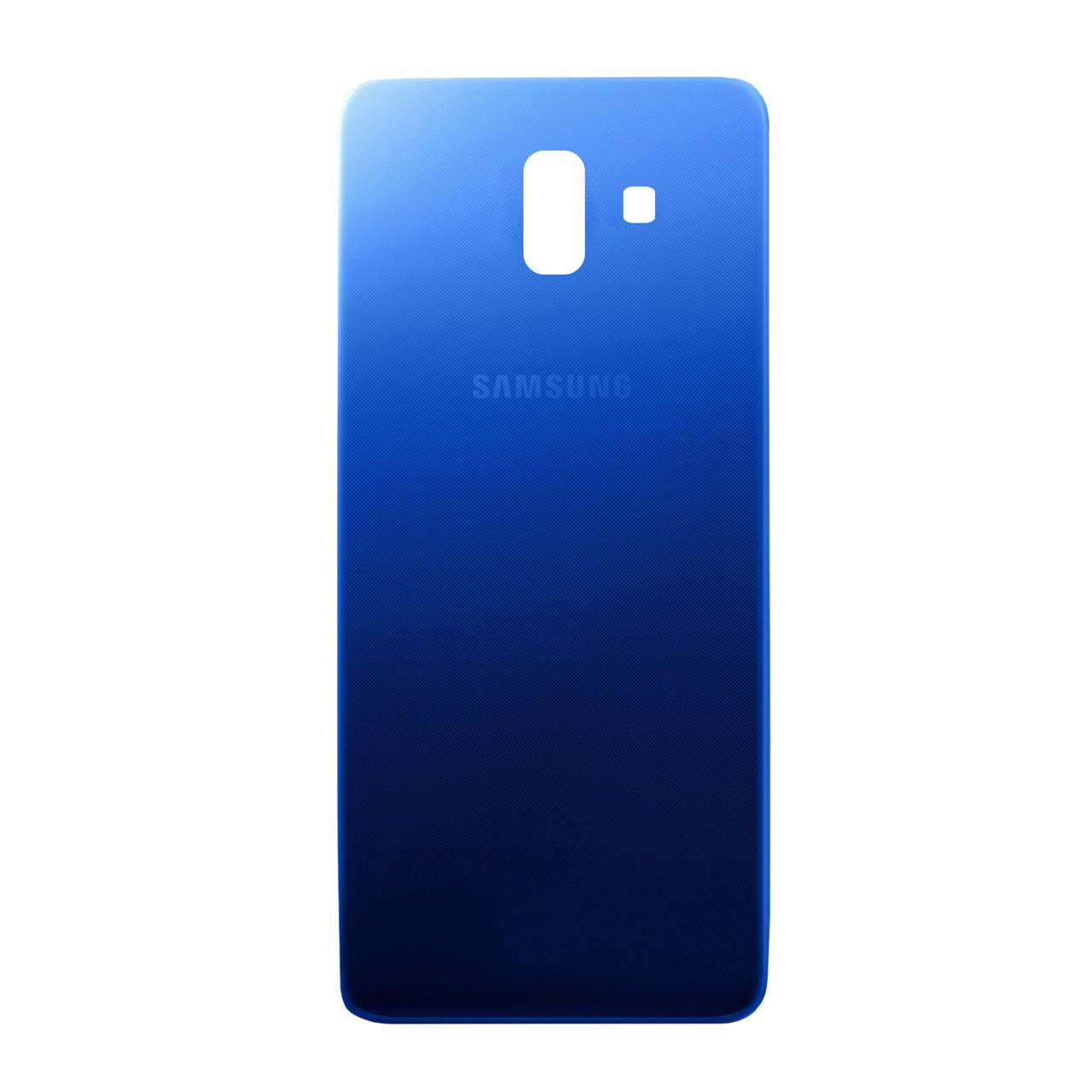Задняя крышка J6 Plus (2018) J610 Blue