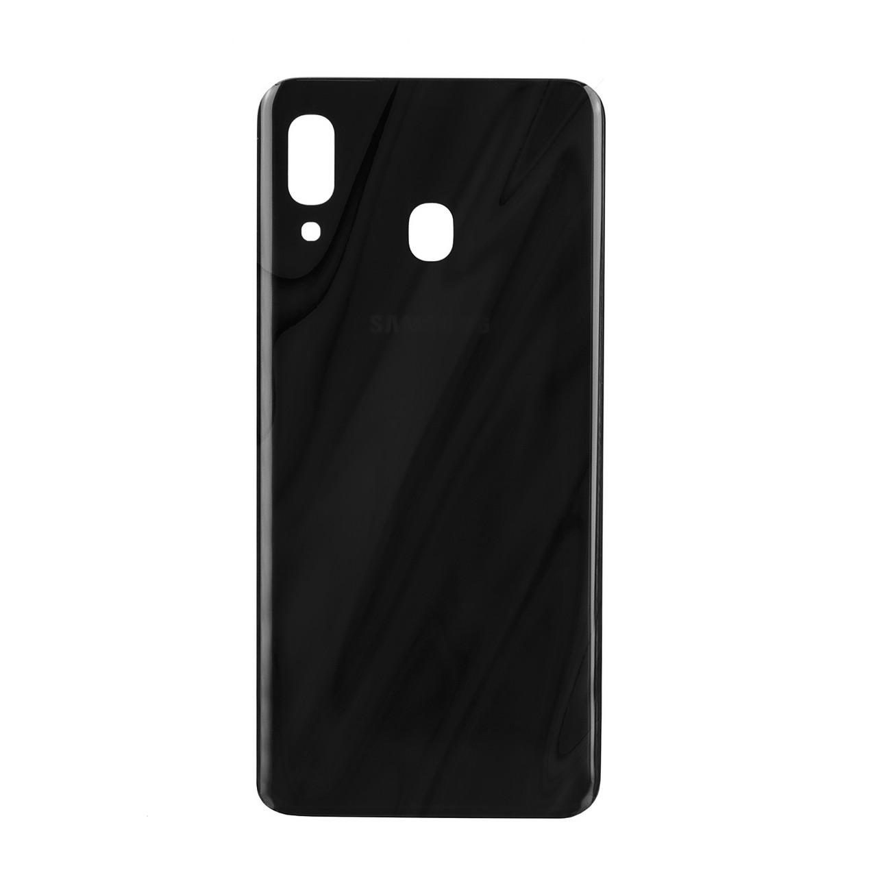Задняя крышка Samsung Galaxy A20, Black