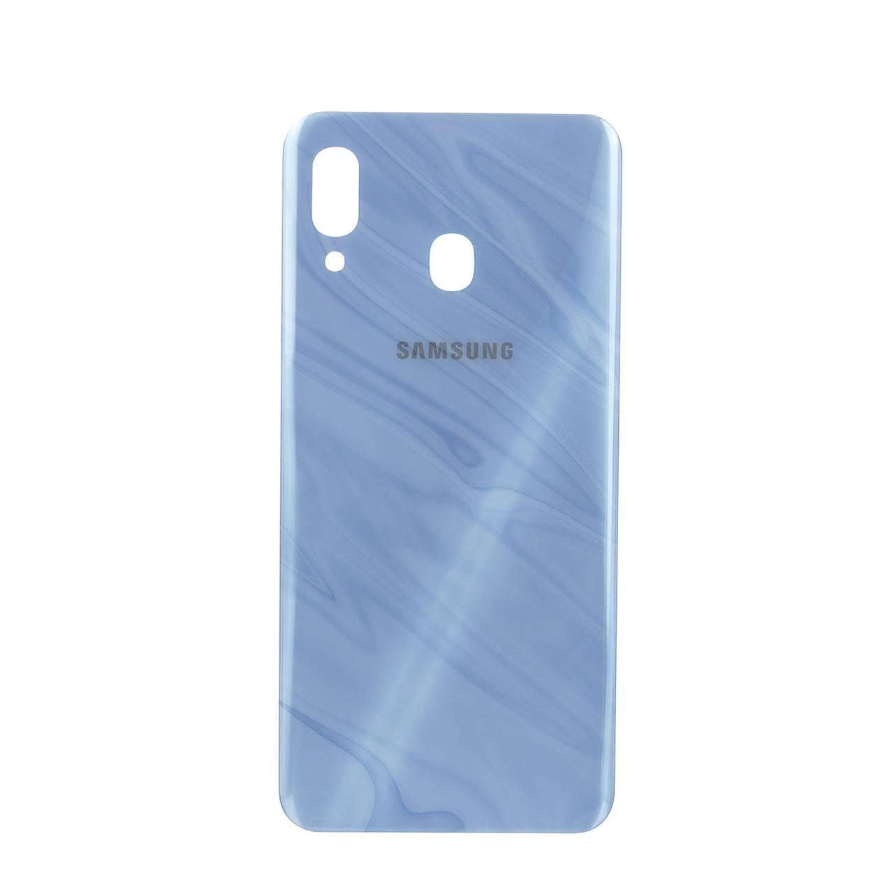 Задняя крышка Samsung Galaxy A20, Blue